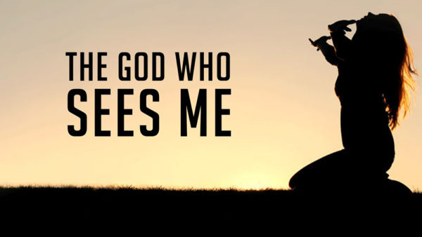 The God Who Sees Me Image