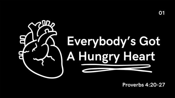 Everybody's Got a Hungry Heart Image